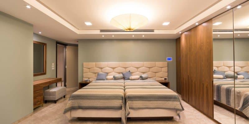 גופי תאורה לחדר שינה