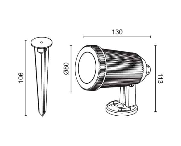 טיבו LED