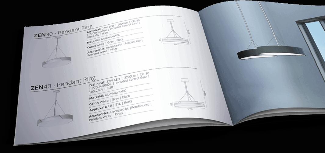 הורידו את קטלוג התאורה המקיף ביותר בישראל ותתרשמו ממגוון הפתרונות החדשניים והעיצוביים של טכנולייט גופי תאורה. הקטלוג כולל הסבר טכני מפורט, כך שתוכלו לבחור את המוצר הטוב ביותר עבור הפרויקט שלכם.