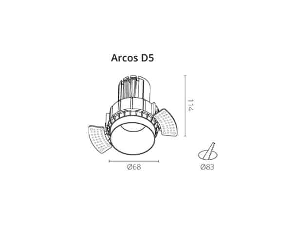 ארקוס D5