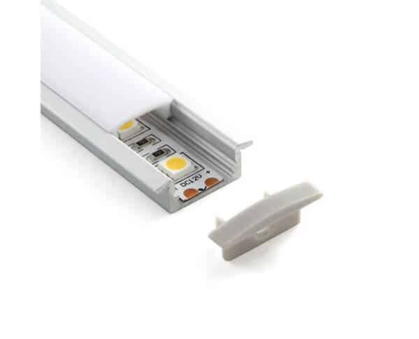 פרופיל LED R0.7