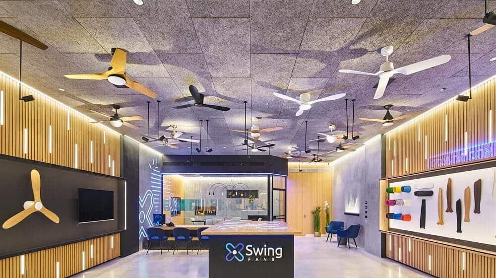 חנות הקונספט Swingfans