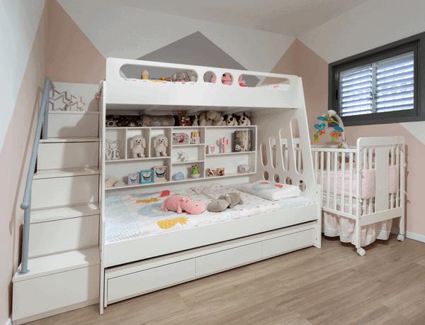 תאורת חדר תינוקות