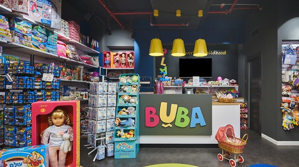 חנות צעצועים בובה