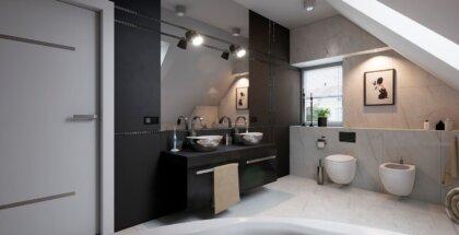 Bathroom lighting design guide