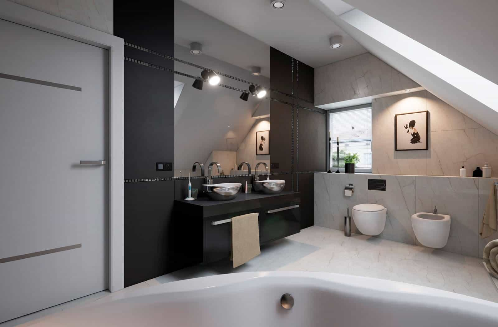 Bathroom lighting design guide